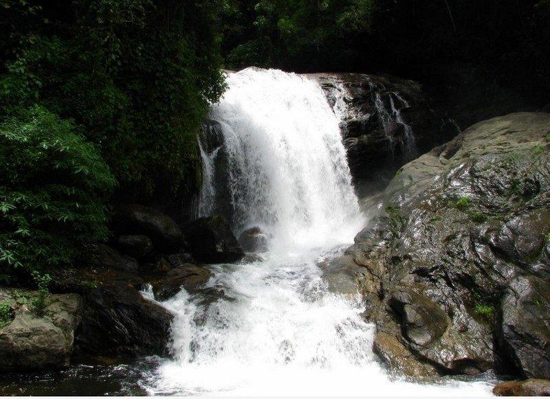 Attukad Waterfalls