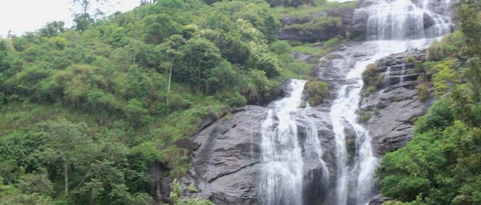 Chinnakanal Waterfalls (Power House Waterfalls)