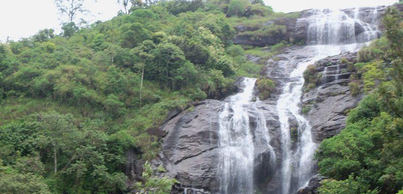 Chinnakanal Waterfalls (Power House Waterfalls)