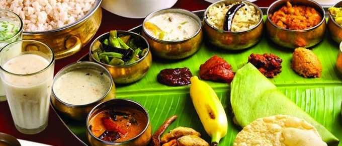 Where to enjoy pure vegetarian food in Munnar?