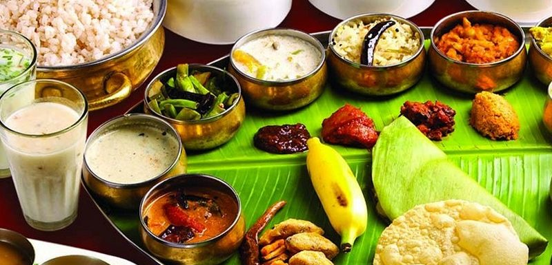 Where to enjoy pure vegetarian food in Munnar?