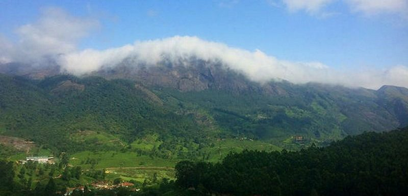 Chokramudi Peak Trekking